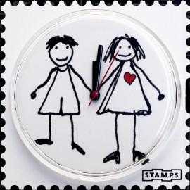 Cadran de montre Stamps hansel et gretel