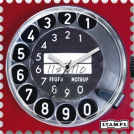 STAMPS Cadran de montre call me