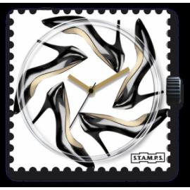 Montre Stamps cadran de montre tango