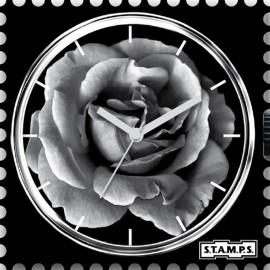 STAMPS Cadran de montre rose mystic garden