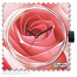 STAMPS Cadran de montre flavour watch scent of roses