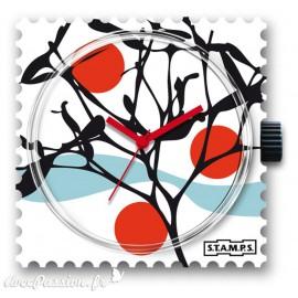 Cadran de montre Stamps sapporo