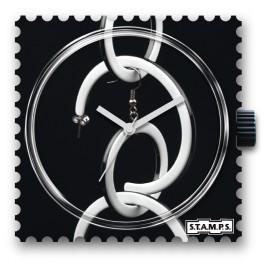 Cadran de montre Stamps mademoiselle