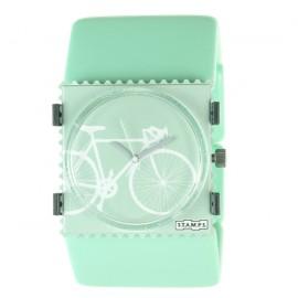 Bracelet élastique de montre Stamps ice cream menthe