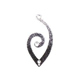 bijou-de-peau-karnyx-nabis-coeur-chrome-et-noir-et-strass-noir-bijou-createur-karnyx-ref-01892