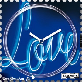 STAMPS Cadran de montre dark love