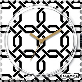 STAMPS Cadran de montre big mesh 1511041