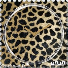 STAMPS Cadran de montre leo