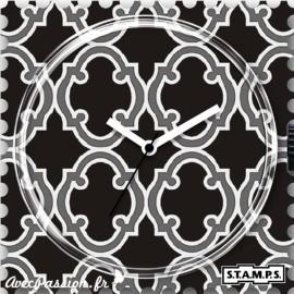 STAMPS Cadran de montre moroccan
