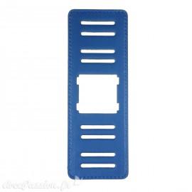 Bracelet de montre Stamps bleu Big Jack Rough blue