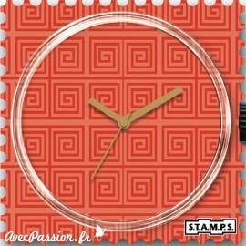 STAMPS Cadran de montre tequila