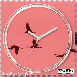 STAMPS Cadran de montre big journey