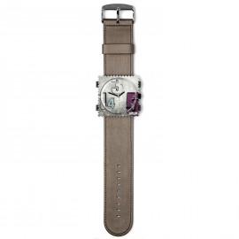 Bracelet de montre Stamps bronze