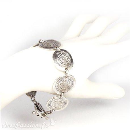 Bracelet argent ubu