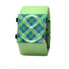 Bracelet élastique de montre Stamps belta vert lime belta - 1421019