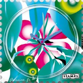 Montre Stamps cadran de montre paradise kiss