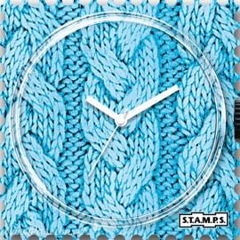 Cadran de montre Stamps summer knit