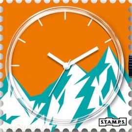 STAMPS Cadran de montre alpine
