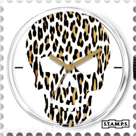 STAMPS Cadran de montre skully leo