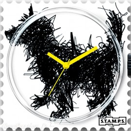STAMPS Cadran de montre scotty