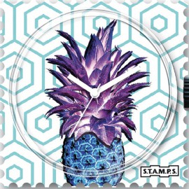 Montre Stamps cadran de montre pineapple