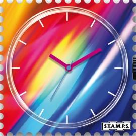 STAMPS Cadran de montre moving fast