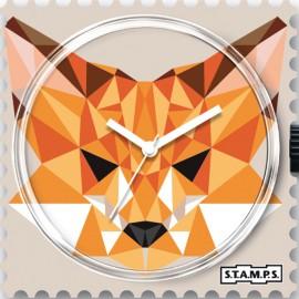 STAMPS Cadran de montre foxy