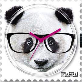 Montre Stamps cadran de montre mr panda