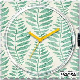 STAMPS Cadran de montre fern