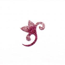 Bijou de peau Karnyx pistou n2 tatou dégradé burgundy et rose