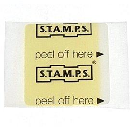 Stamps adhésif pour montre Stamps