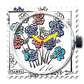 Montre Stamps cadran de montre Lécuyer3