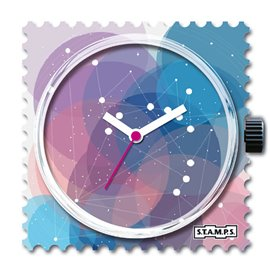 Cadran de montre Stamps space dream