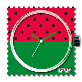 Cadran de montre Stamps watermelon