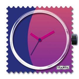 Montre Stamps cadran de montre mysterie