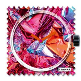 Montre Stamps cadran de montre bonbon