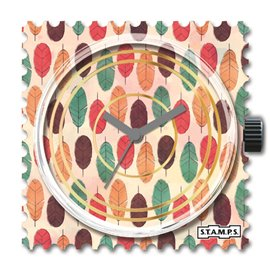 Montre Stamps cadran de montre fluffy