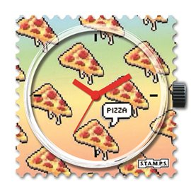 Cadran de montre Stamps pizza