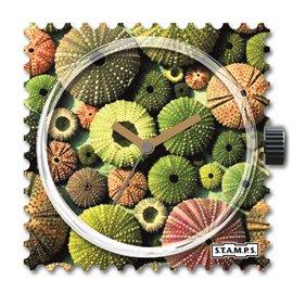Montre Stamps cadran de montre cactus
