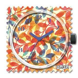 Cadran de montre Stamps indian summer