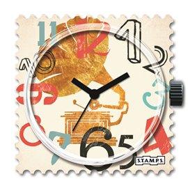 Cadran de montre Stamps gramophone