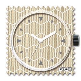 Cadran de montre Stamps branches