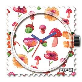 Cadran de montre Stamps flirytale