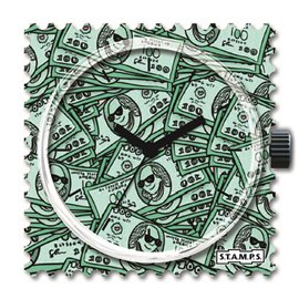 Cadran waterproof de montre Stamps Las Vegas
