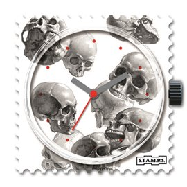 Cadran waterproof de montre Stamps nightmare