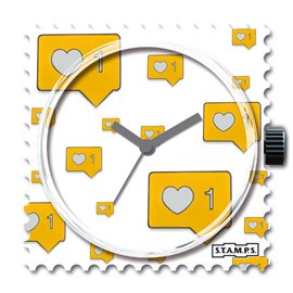 Cadran de montre Stamps popular
