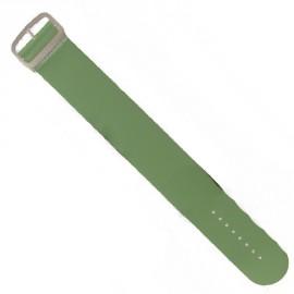 Bracelet de montre Stamps vert