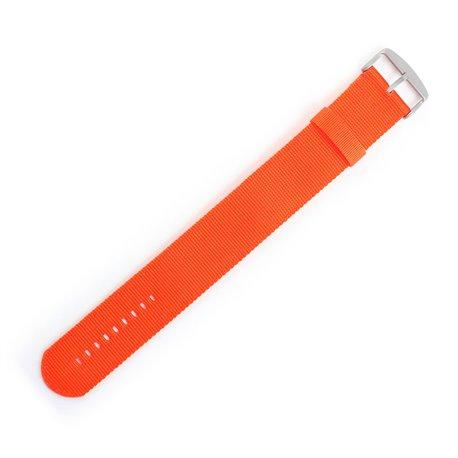 Montre Stamps bracelet de montre sport orange