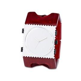 Bracelet élastique de montre Stamps belta coeur rouge