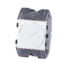 Bracelet élastique de montre Stamps belta argent étoile pailleté